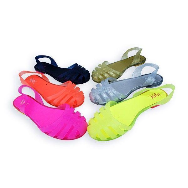 2e6905c83 Venta online de sandalias mujer goma modelo Paris Igor fabricadas en ...
