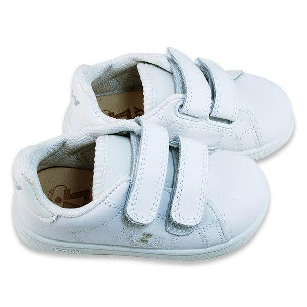 Zapatillas / Bambas deportivas Piel Velcro Zapy