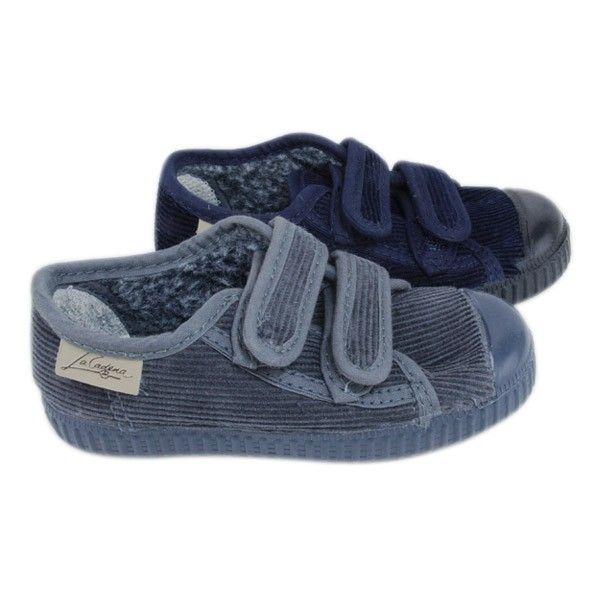 Zapatilla Pana Velcro La Cadena