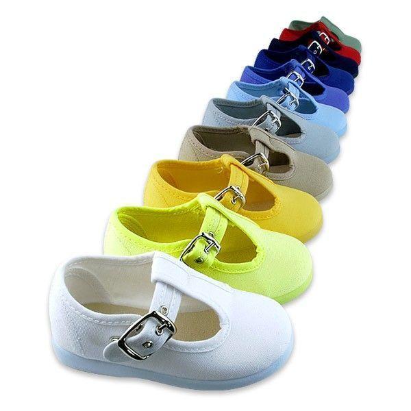 Zapato Pepito Lona